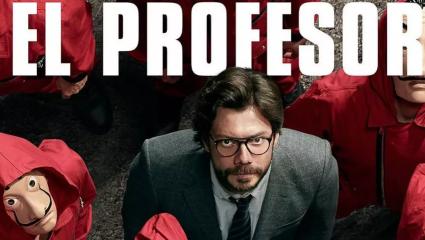 Το spoiler για την 5η σεζόν του «Casa de Papel» που θα ξενέρωνε και τον Professor