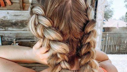 Η τάση των hair braids είναι ό,τι πρέπει να επιλέξεις για τις διακοπές