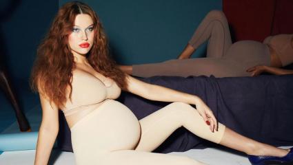 Skims maternity: Η νέα σειρά της Kim Kardashian τώρα και για έγκυες