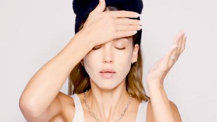 Σήμερα γνωρίζουμε τη νέα σειρά περιποίησης της Jessica Alba για ευαίσθητες επιδερμίδες