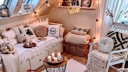 Throw pillows: Η νέα τάση στη διακόσμηση του σπιτιού μας θέλει… μαξιλάρια παντού