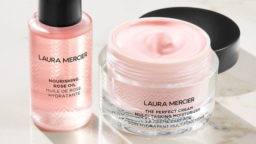 Για πρόσωπο, μαλλιά και σώμα: Το Nourishing Rose Oil της Laura Mercier είναι το προϊόν - πασπαρτού που θα ερωτευτείς