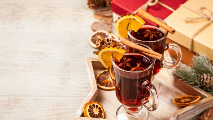 Ανυπομονείς για τα Χριστούγεννα; Φτιάξε αυτό το ποτό για να μυρίσει ολόκληρο το σπίτι
