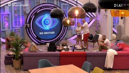 Νέα σκηνή-αίσχος στο Big Brother: Η χυδαία εικόνα παίκτριας που μπορεί να προκαλέσει την αποβολή της (Pic)
