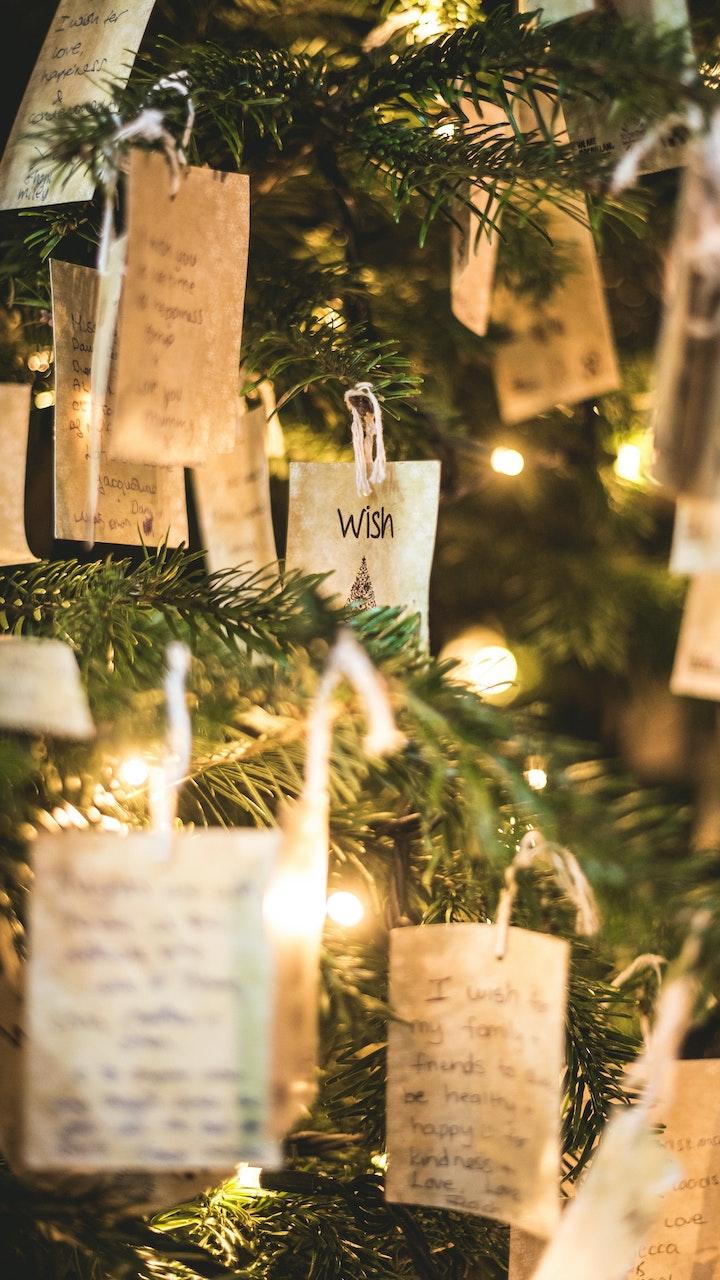 Γράμμα στον Άγιο Βασίλη: Χριστούγεννα 2020