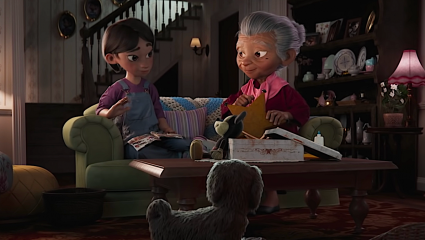 H νέα μικρού μήκους ταινία της Disney θα ραγίσει την καρδιά σου αυτά τα Χριστούγεννα (αλλά αξίζει να τη δεις)