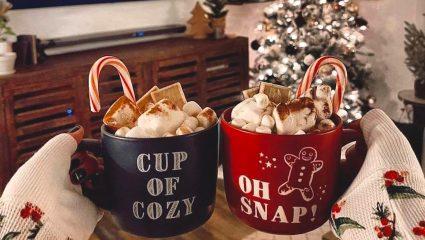 Το απόλυτο ζεστό χριστουγεννιάτικο ρόφημα που δεν έχει να ζηλέψει τίποτα από το αγοραστό