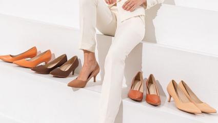 Kitten heels, τα παπούτσια θα αναδείξουν την πιο chic εκδοχή σου