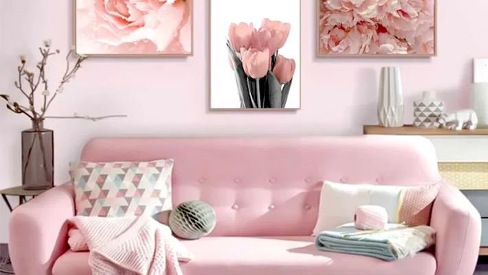 Total pink home look: Έξυπνες ιδέες για να φέρεις το πιο ρομαντικό χρώμα στο σπίτι σου