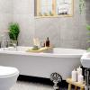 Πράσινο και λουλούδια στο μπάνιο! Η τάση που θα ανανεώσει κάθε χώρο