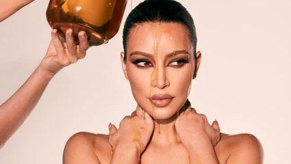 KKW Beauty: Το ολοκαίνουργιο matte honey look της Kim Kardashian που πρέπει να κάνεις δικό σου