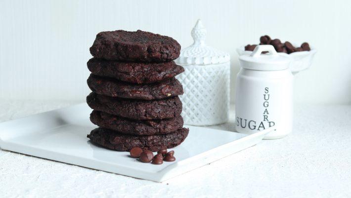 Λαχταριστά cookies με σοκολάτα και πορτοκάλι για τα cheat day πρωινά