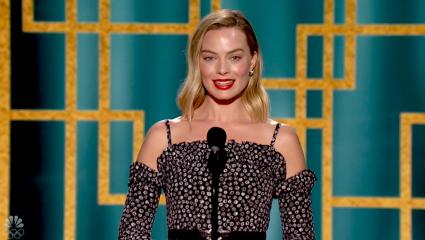 Χρυσές Σφαίρες: Έκανε η Margot Robbie τη χειρότερη εμφάνιση της καριέρας της;