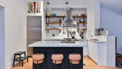 3 + 1 cozy κουζίνες για να πάρεις έμπνευση για τη δική σου