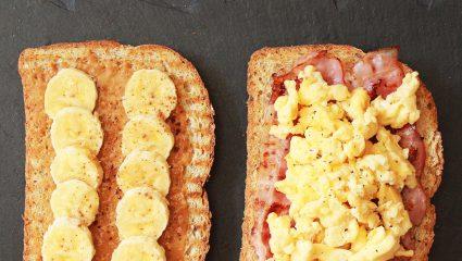 Έχεις 5 λεπτά για να ετοιμάσεις το πρωινό σου; Φτιάξε scrambled eggs και πάρε και στο γραφείο