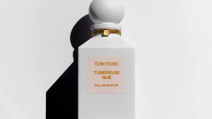 TubéreuseNue: Το ολοκαίνουργιο άρωμα του Tom Ford θα σε κάνει να ανθίζεις τα μεσάνυχτα
