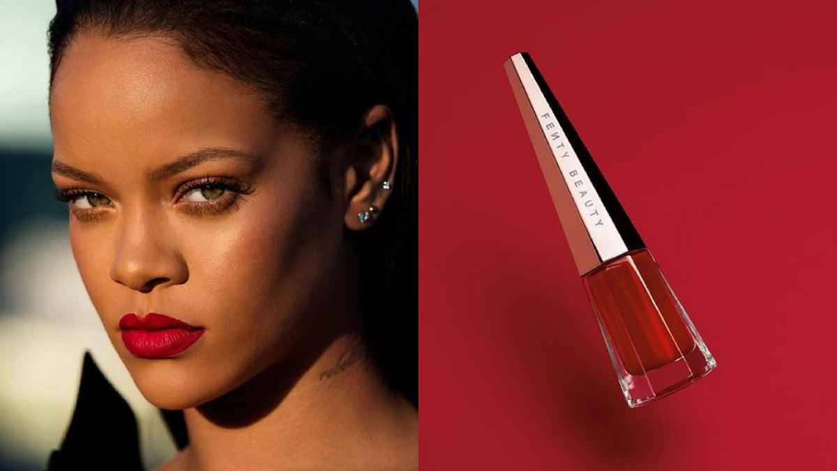 Summer alert: Rihanna & Fenty Beauty έχουν την καλύτερη στυλιστική πρόταση για το κόκκινο κραγιόν