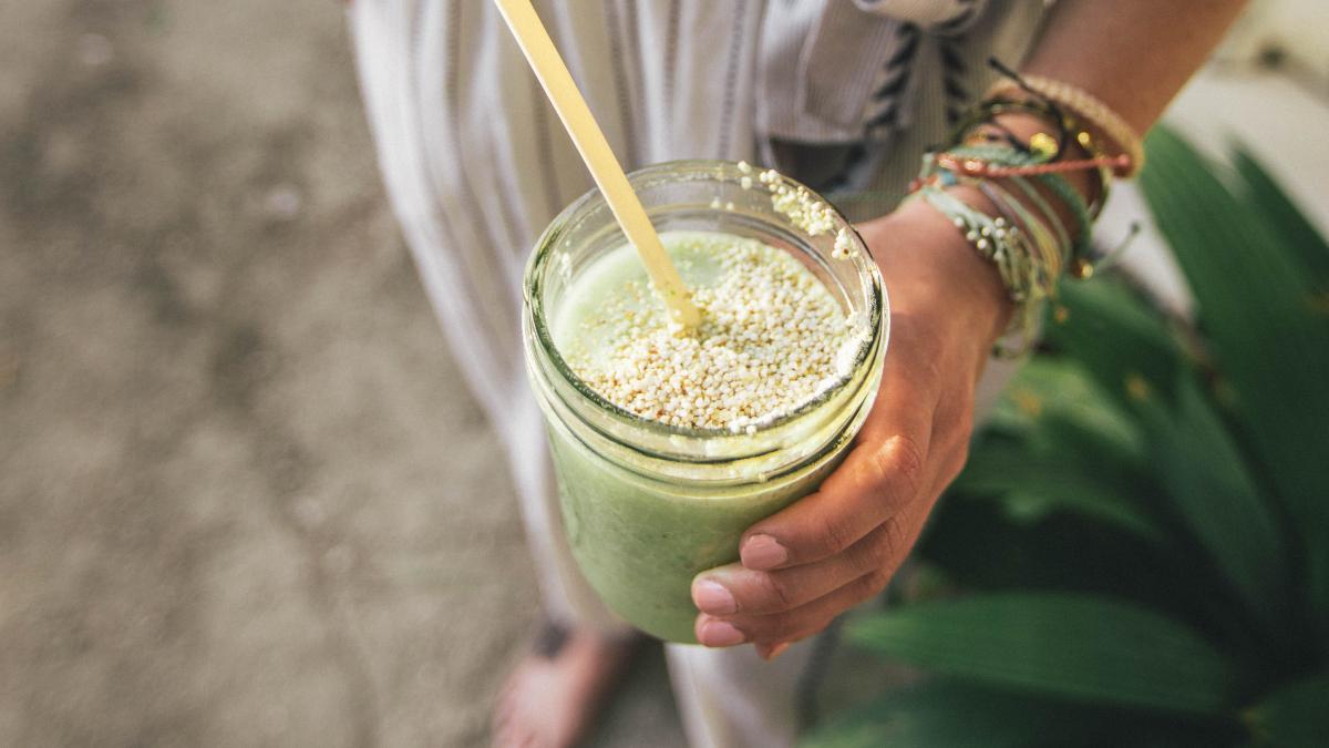 Δώρο στο ανοσοποιητικό σου | Το πρωινό kale smoothie που θα σε γεμίσει ενέργεια