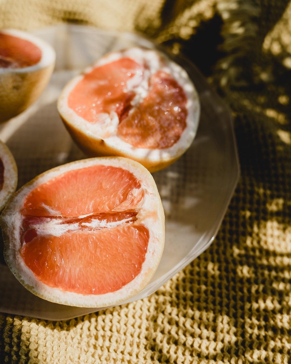 Λαχταριστό smoothie με γκρέιπφρουτ ό,τι πρέπει για καύση λίπους