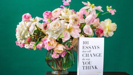 Διάφανα βάζα λουλουδιών | 2 + 1 λόγοι για να τα προτιμήσεις