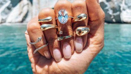 Τα πιο ωραία καλοκαιρινά δαχτυλίδια για να μην ξέρεις ποιο να διαλέξεις