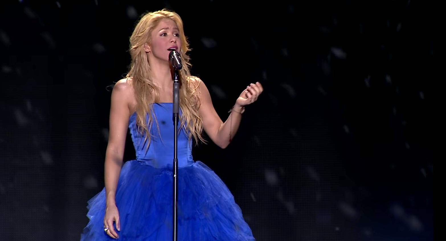 H Shakira εξομολογείται   Oι απογοητευτικές εμφανίσεις που θέλει να ξεχάσει