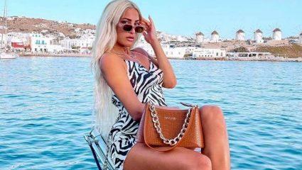 Στη δημοσιότητα ο τιμοκατάλογος της Ιωάννας Τούνη   Τόσες χιλιάδες ευρώ κερδίζει με κάθε ανάρτηση στο Instagram
